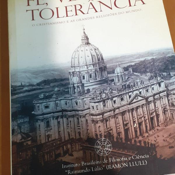 Livro fe verdade e tolerância