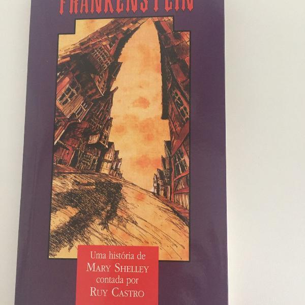 Livro frankenstein editora seguinte