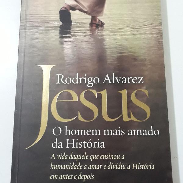 Livro jesus o homem mais amado da historia