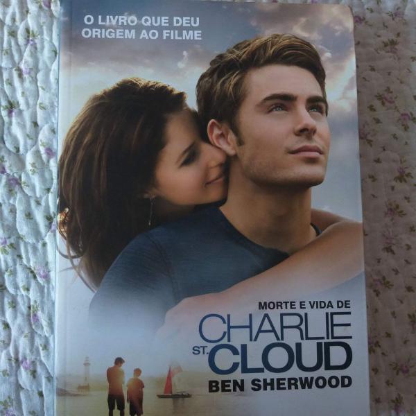 Livro morte e vida de charlie st. cloud, ben sherwood