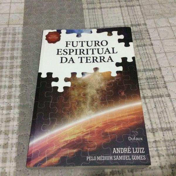 """Livro """"o futuro espiritual da terra"""""""