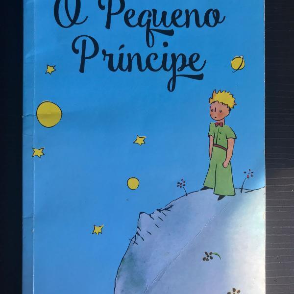Livro o pequeno príncipe edição especial