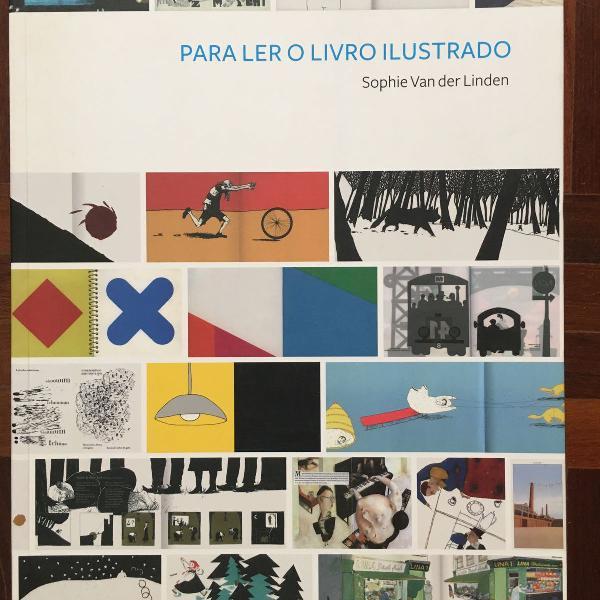 Livro para ler o livro ilustrado