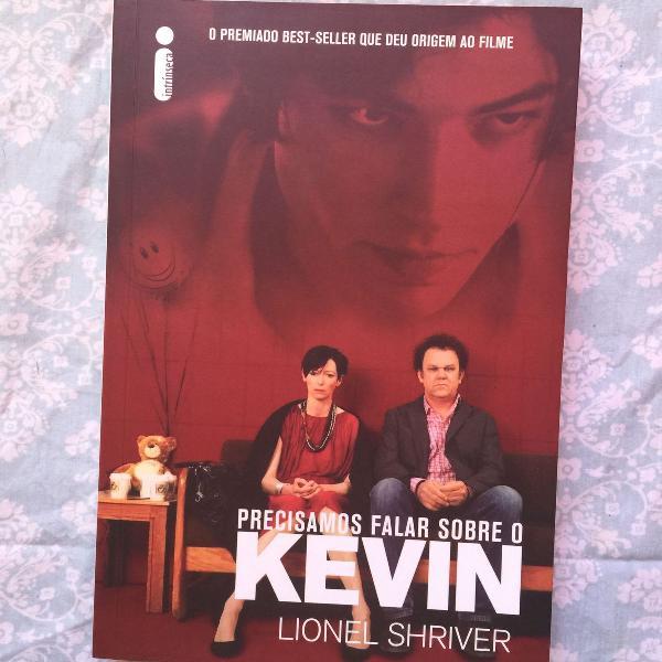 Livro precisamos falar sobre o kevin