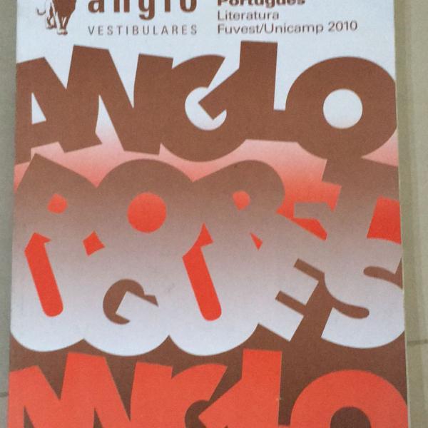 Livro resumo obras literárias vestibular anglo