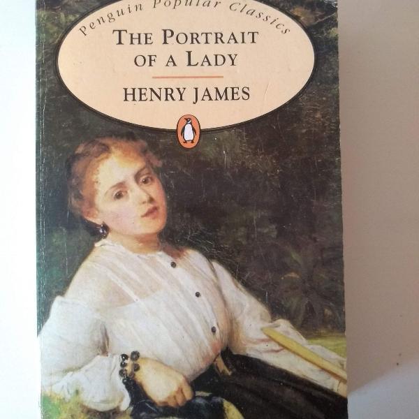 The portrait of a lady - henry james [em inglês]