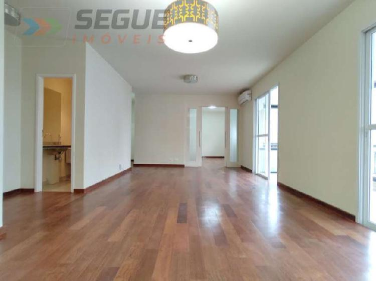 Vende apartamento alto padrão, 150 m², 3 suites no
