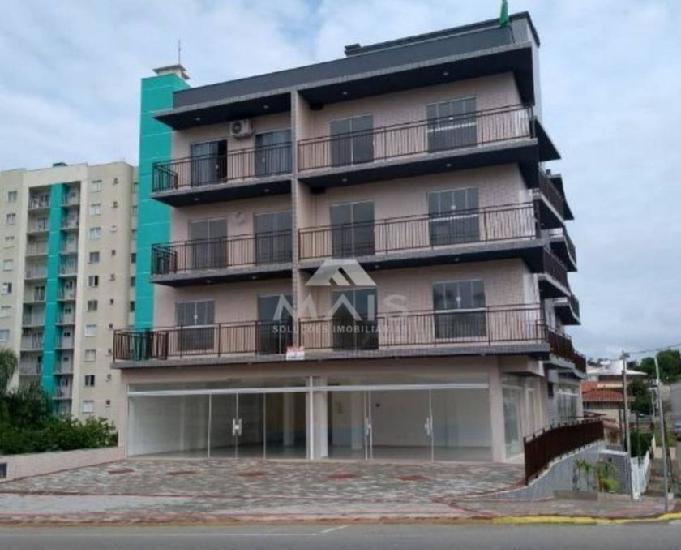 Apartamento para alugar, centro - barra velha