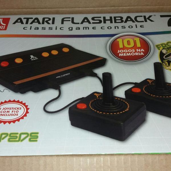 Atari flashback 7 - novo