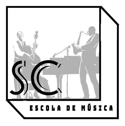 Aulas de música - teórica + prática