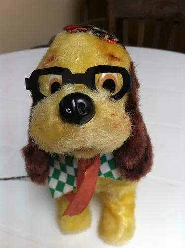 Boneco cão dog pet brinquedo antigo cr rock valley japão