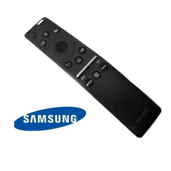 Controle remoto smart tv samsung 4k 2019 q60 q70 q80