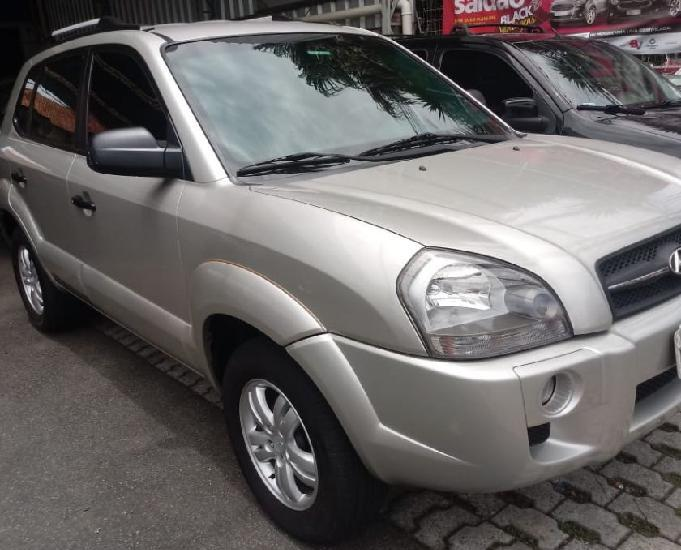 Hyundai tucson gl 2.0 2007 automatica completo impecavel