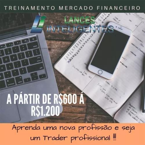 Treinamento mercado financeiro