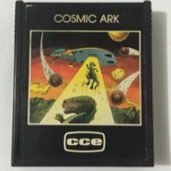 Cartucho atari cce - cosmic ark