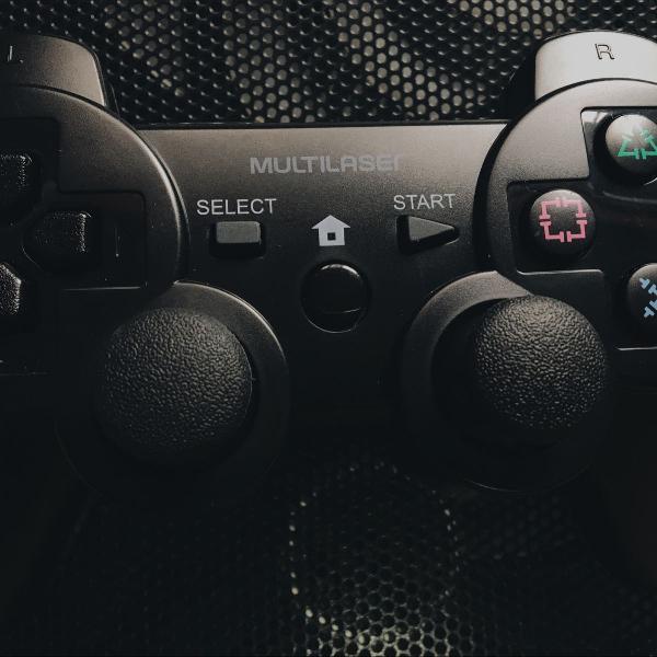 controle joystick ps3/ps2/pc