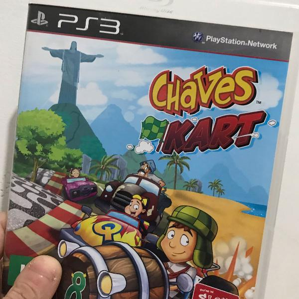 Corre chaves, corre!!