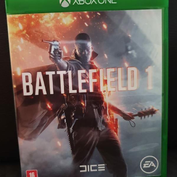 Jogo battlefield i - para xbox one