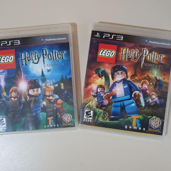 Lego harry potter ps3 - saga completa