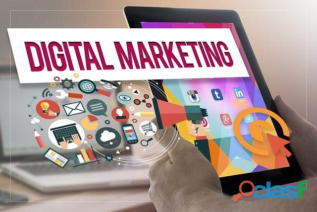 MARKETING DIGITAL. 30$ POR DIA