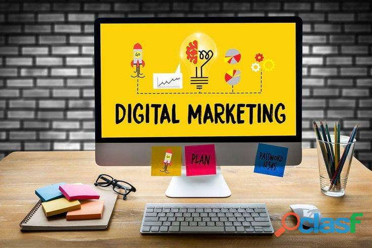 MARKETING DIGITAL. 30$ POR DIA 1