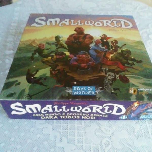 Smallworld boardgame