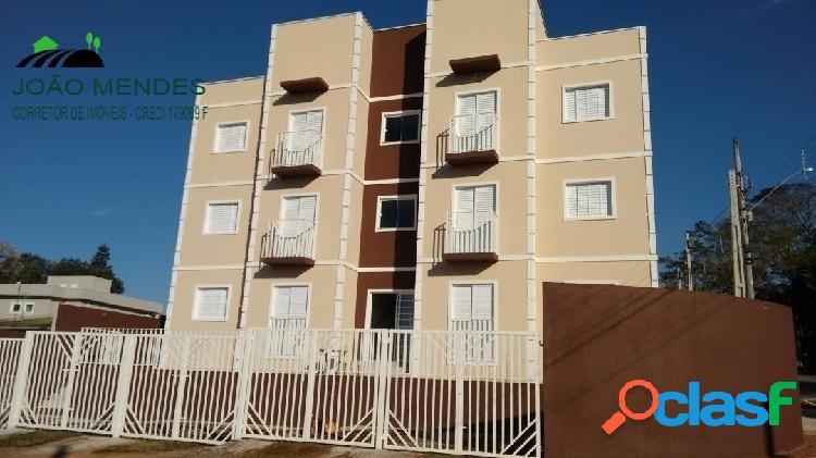 Apartamento novo à venda no jd. colonial - programa minha casa minha vida