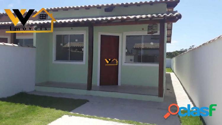 Xcelente casa co dois quartos em itaipuaçu