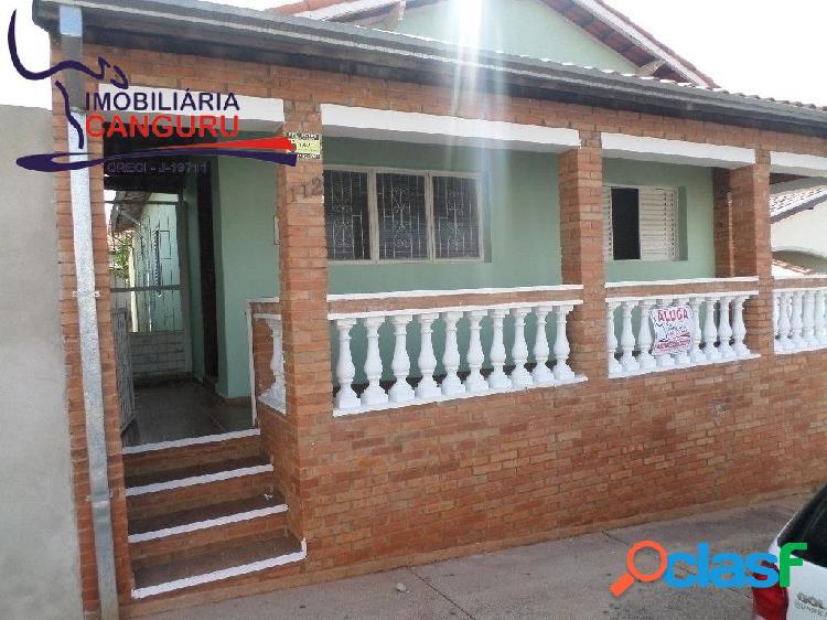Casa 3 dormitórios, jardim jurumirim piraju / sp