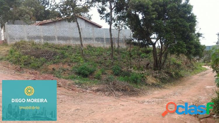 Terreno á venda em mairiporã - terra preta (353 m²)