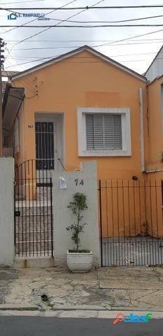 Casa terrea,na vl. romana, otima localização, aceita permuta por apto.