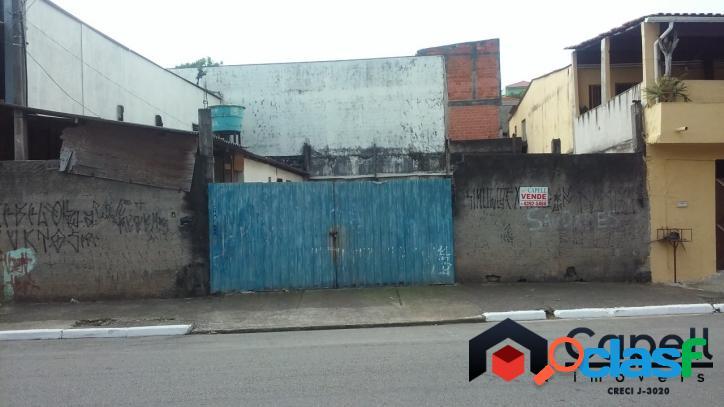 Terreno residencial/comercial - vl.guarani-sp