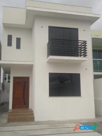 Casa duplex alto padrão - venda - sãƒo pedro da aldeia - rj - jardim de sao pedro