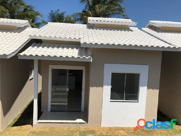 Casa em condomínio - venda - cabo frio - rj - guriri