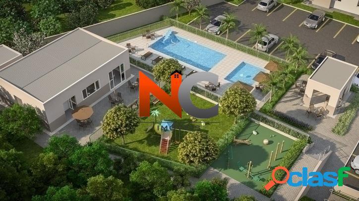 Acqua - direcional - apartamento 2 dorms, jacarepaguá - rj - r$ 204 mil.