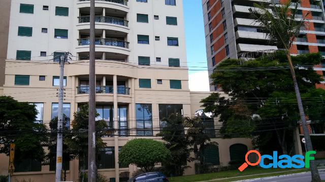 Apartamento alphaville 3 dormitórios - face norte