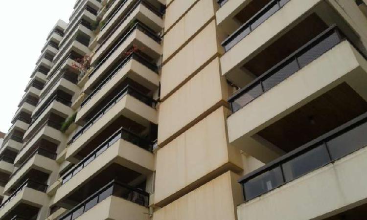 Apartamento para aluguel, 3 quartos, 2 vagas, centro - são