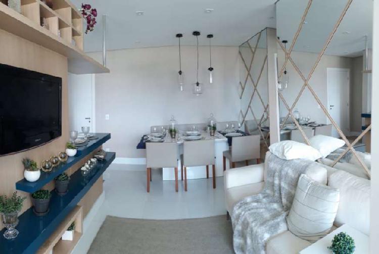 Apartamento para venda com 2 quartos Barra Funda