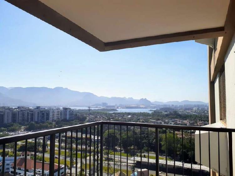 Apartamento para venda no condomínio novo leblon