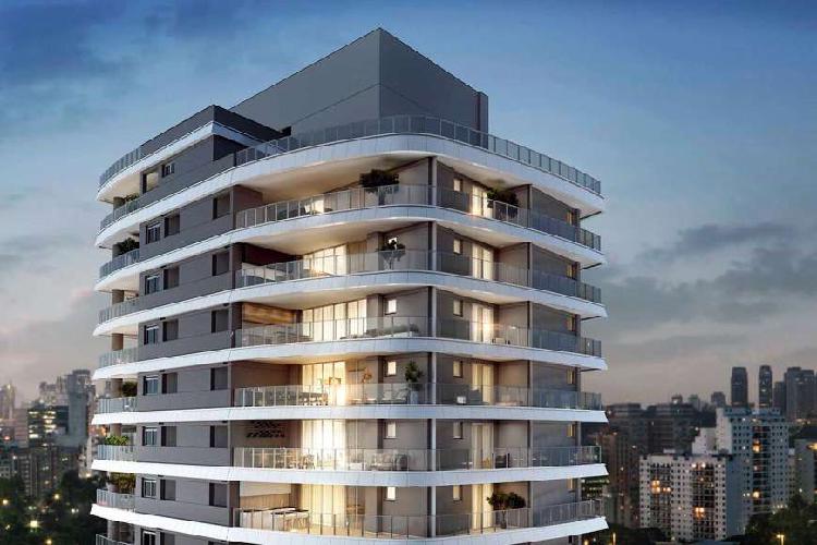Apartamento para venda tem 134 metros quadrados com 3