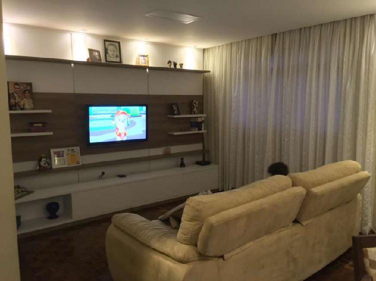 Apartamento mobiliado 97m2 - 3 dorm, 1 suíte - jd das