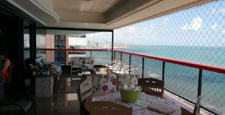Apartamento Alto Padrao na Beira Mar de Fortaleza com 480m2,