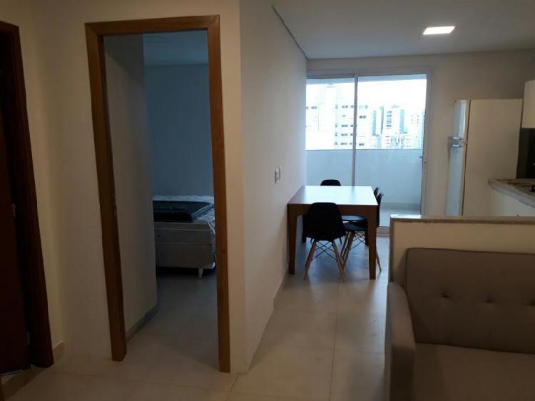 Apartamento para Locação em Goiânia, Jardim Goiás, 1