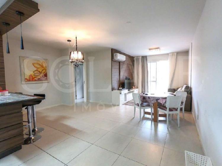 Apartamento para venda de 3 dormitórios - bairro Itacorubi,