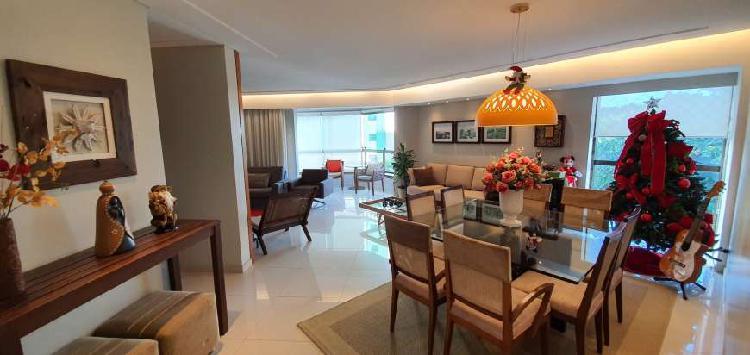 Apartamento para venda tem 160 metros quadrados em boa