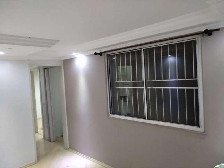 Apartamento à venda, 2 quartos, 1 vaga, Alvorada - Santo