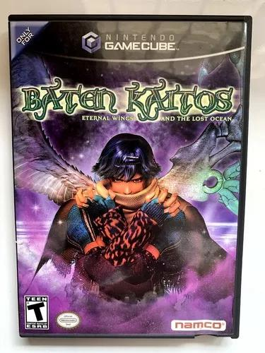 Baten kaitos: eternal wings and the lost ocean - game cube