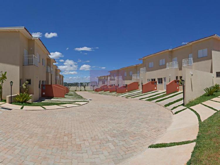 Casa em condomínio mobiliada para venda em campinas,