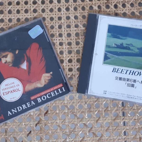Duo de cds