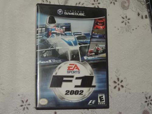 F1 2002 - formula 1 para game cube original americano